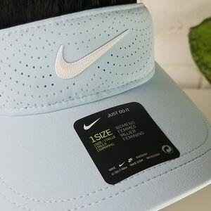Nike Accessories - Nike Aerobill Breathable Sport Visor Womens